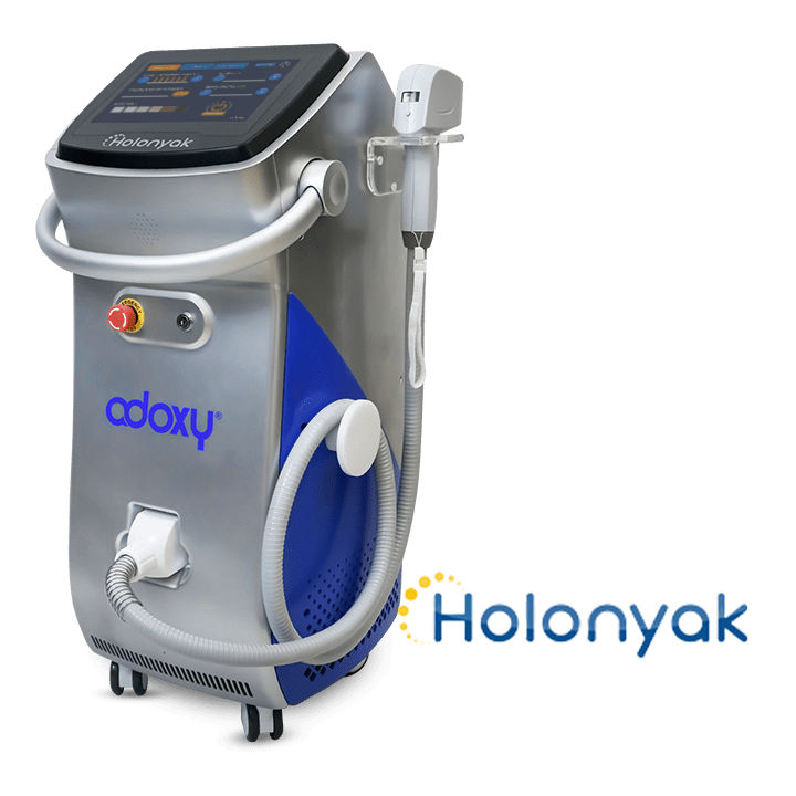 Holonyak equipamento + logo
